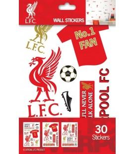 FC Liverpool Wall Sticker Set