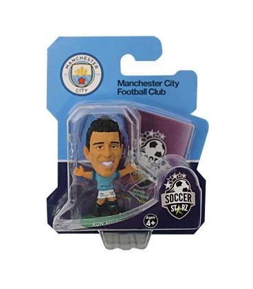 Manchester City Mini Figure - Agüero