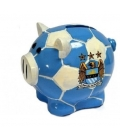 Manchester City Piggy Bank