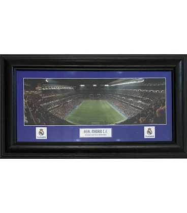 Real Madrid Stadium Framed Picture