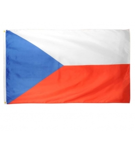 Czech Ice Hockey Flag
