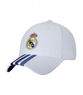 Real Madrid Adidas Team Cap - White