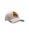 Real Madrid Cap - White