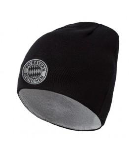 Bayern Munich Team Knitted Hat - Reversible