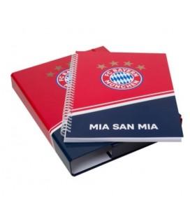 Bayern Munich Ring Binder + Notepad
