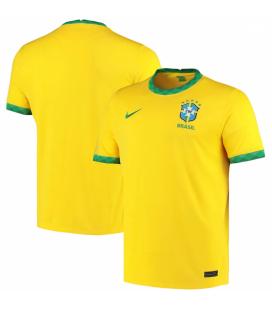 Brazil Home Shirt 2021/22