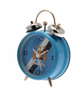 Manchester City Clasic Alarm Clock