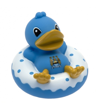 Manchester City Bath Duck