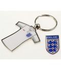 England Keyring + Badge