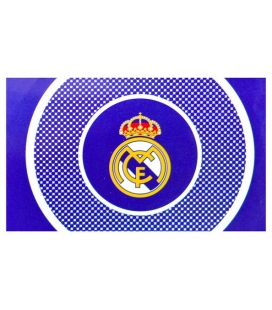 Real Madrid Team Flag