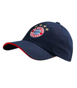 Bayern Munich Team Cap - Navy