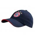 Bayern Munich Team Cap - Navy