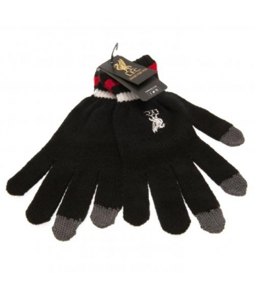 FC Liverpool Winter Gloves - Black