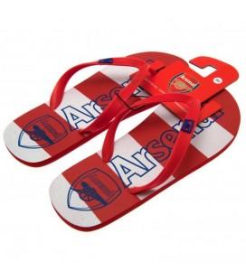 Arsenal Flip Flops