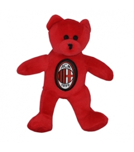 AC Milan Beanie Bear - Red