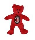 AC Milan Beanie Bear - Red