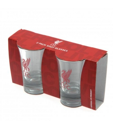 FC Liverpool Shot Glasses