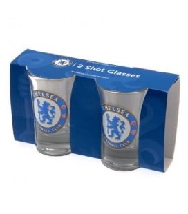 Chelsea Shot Glasses