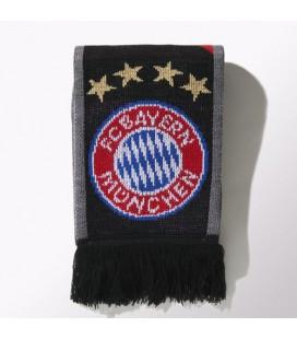 Bayern Munich Adidas Scarf - black