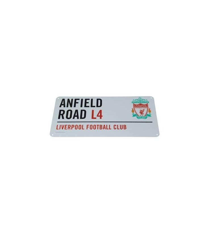 FC Liverpool 3D Street Sign