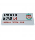 FC Liverpool 3D Street Sign