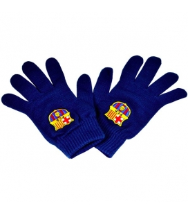 FC Barcelona Winter Gloves - mens