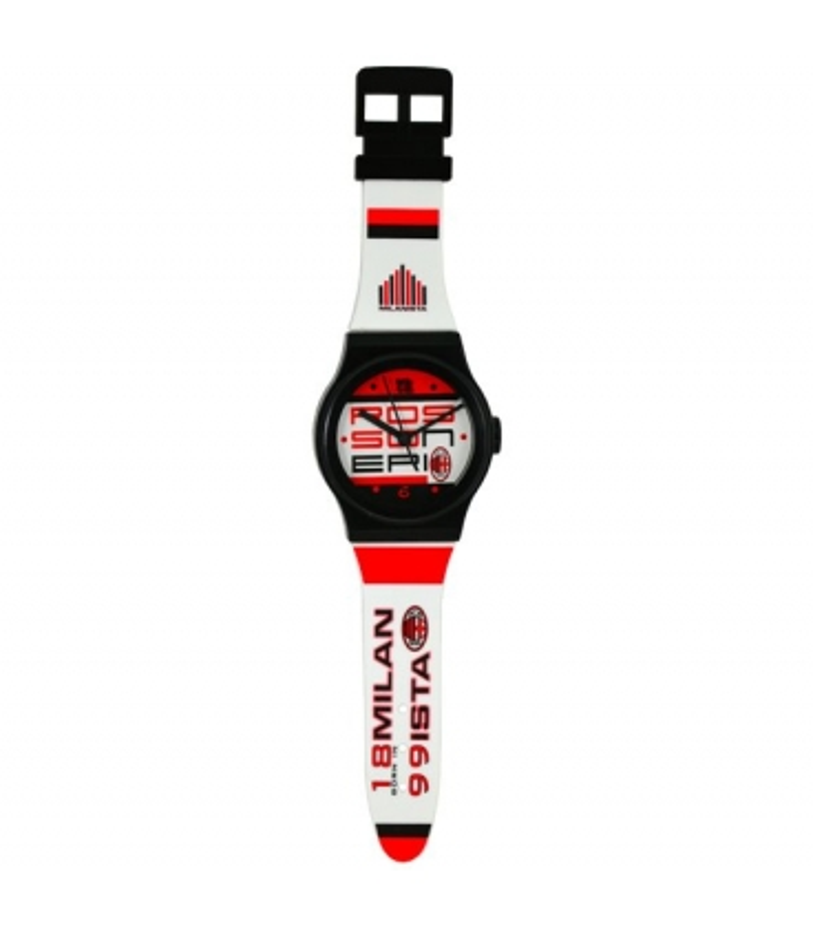 AC Milan Wall Clock